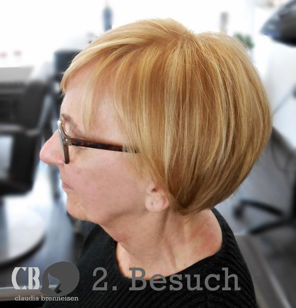 Damen dünnes haar blond kurzhaarfrisuren Kurze Haare